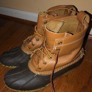 """L.L bean boots 8"""" Inch"""